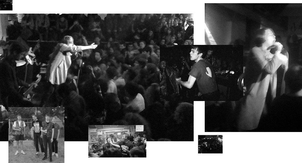 «Нам не о чем говорить с журналистами»: Репортаж с концерта Iceage и интервью с музыкантами. Изображение № 3.