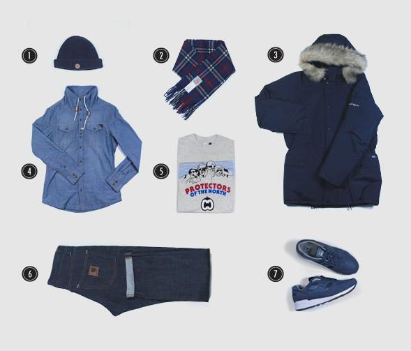 Соберись, тряпка: 4 зимних лука магазинов Trends Brands и Proud Heart. Изображение № 4.