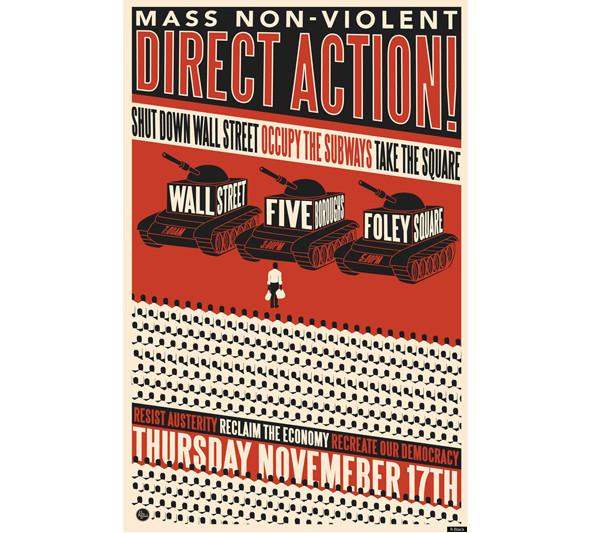 Воруй-оккьюпай: Движение Occupy Wall Street и борьба улиц против корпораций. Изображение № 50.