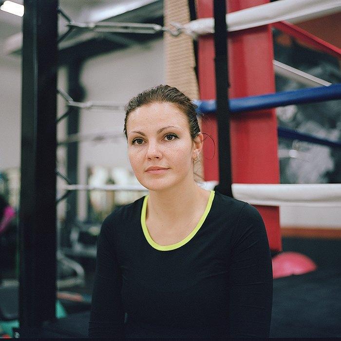 «Мой муж тоже занимается боксом, но я его перебиваю по очкам»: Девушки боксеры о своём увлечении. Изображение № 1.