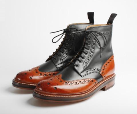 Новая коллекция обуви Grenson осень-зима 2011. Изображение № 2.