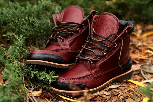 Дизайнер Ронни Фиг и марка Sebago представили осенне-зимнюю коллекцию обуви. Изображение № 4.