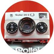 Находка недели: Компактная фотокамера Rollei 35. Изображение № 8.