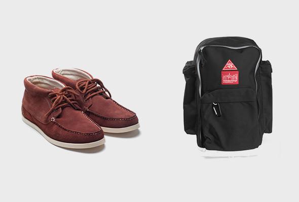 Обувь Pointer | Рюкзак Manhattan × Stussy. Изображение № 5.
