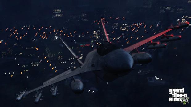 Опубликованы новые скриншоты игры GTA V. Изображение № 9.