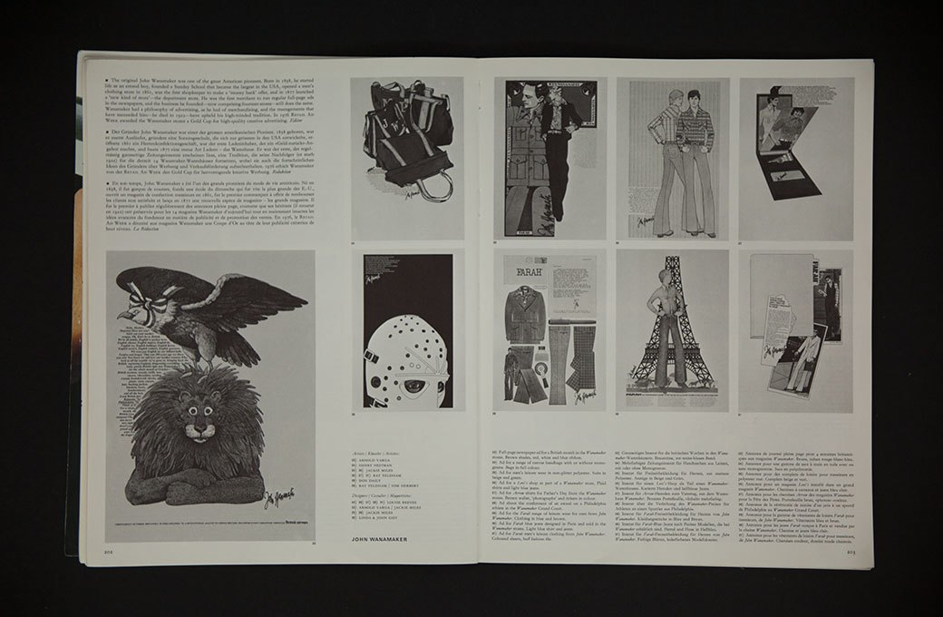 Библиотека мастерской: Журнал о графическом дизайне Graphis  . Изображение № 3.