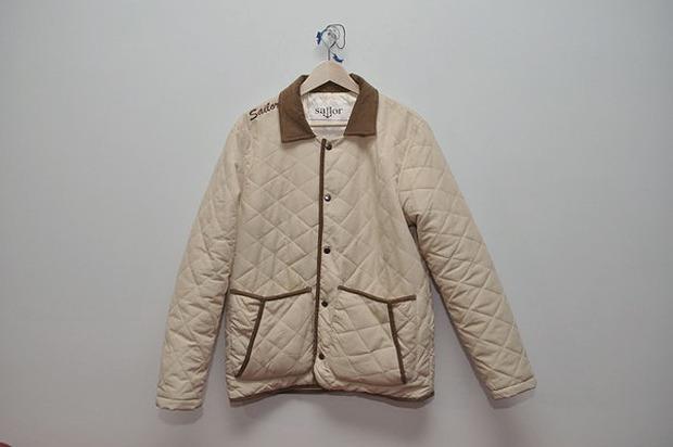 Новая марка: Стеганые куртки, брюки и кофты Sailor Streetwear. Изображение № 15.