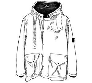 Остров сокровищ: 10 легендарных курток и материалов Stone Island. Изображение № 39.