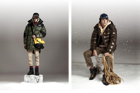 Лукбук новой коллекции марки The North Face F/W 2011. Изображение № 1.