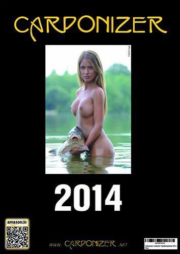 Голые девушки и карпы: новый немецкий календарь покоряет интернет. Изображение № 1.