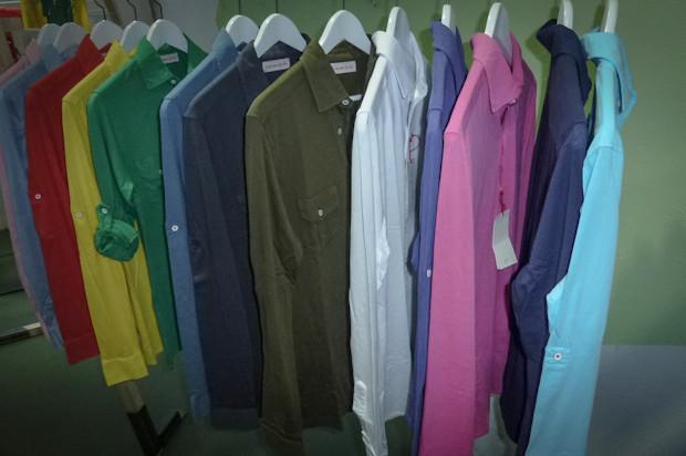 Les Garcons Faciles делают простые, зато эффектные рубашки. Изображение № 77.