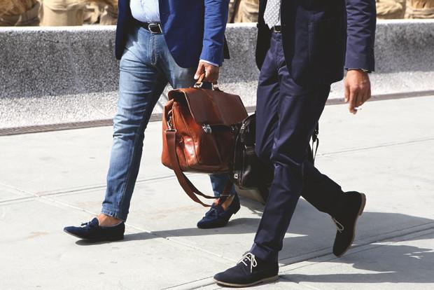 Детали: Репортаж с выставки мужской одежды Pitti Uomo. День второй. Изображение № 8.