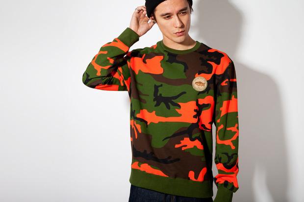 Марка Billionaire Boys Club опубликовала лукбук осенней коллекции одежды. Изображение № 3.