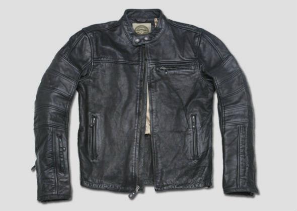 Мотоциклетная куртка мастерской Roland Sands Design. Изображение № 1.