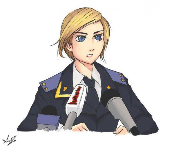 Прокурор-тян: Как Наталья Поклонская стала кавайным мемом. Изображение № 4.