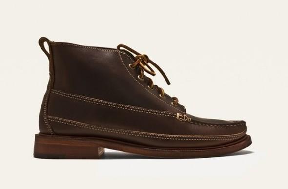 Весенняя коллекция обуви марки Oak Street Bootmakers. Изображение № 6.
