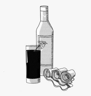 Палец, йогурт и мышонок: Из чего делают экзотические алкогольные напитки. Изображение № 7.