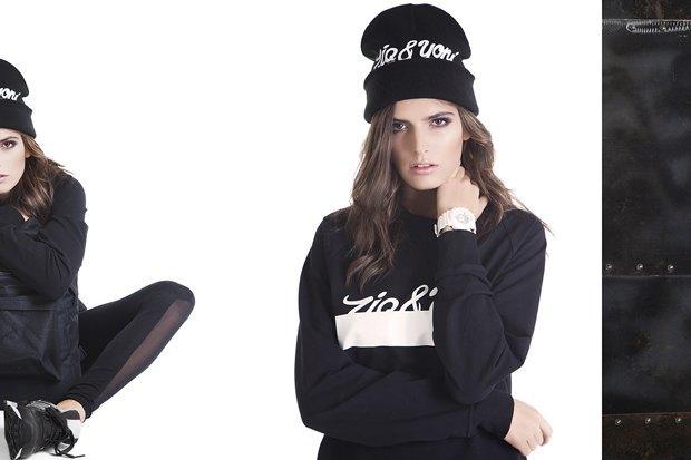 Российская модель Даша Малыгина снялась для нового лукбука марки Ziq & Yoni. Изображение № 1.