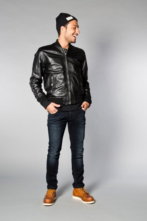 Марка Nudie Jeans опубликовала новую капсульную коллекцию одежды. Изображение № 3.