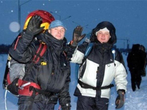 Ямальские путешественники прошли пешком от Салехарда до Москвы. Изображение № 1.