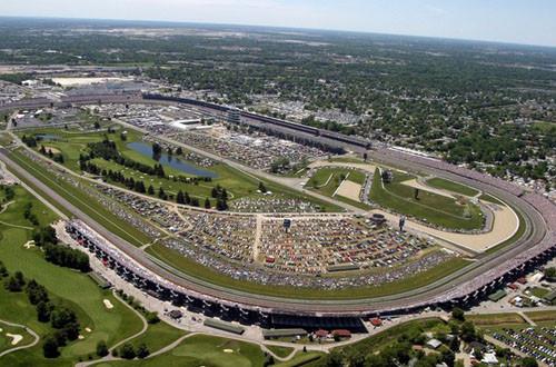 Гран-при: Трасса Indianapolis и гонка Indy 500. Изображение № 14.