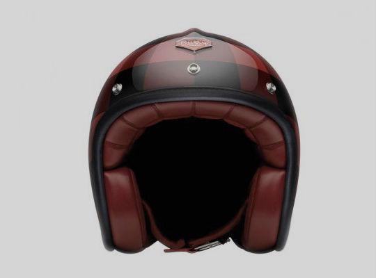 Новые модели мотоциклетных шлемов марки Les Ateliers Ruby. Изображение № 3.