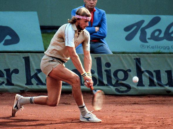Теннисист Бьорн Борг, 1973. Изображение №45.