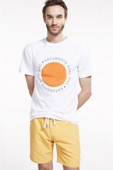 Марка Saturdays Surf NYC выпустила лукбук осенней коллекции одежды. Изображение № 21.