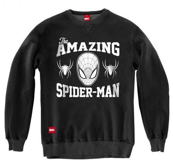 Британская марка Addict представила коллекцию одежды с героями комиксов Marvel. Изображение № 2.