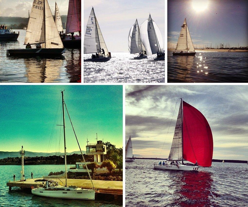 Что публикуют в своих Instagram моряки разных стран. Изображение № 2.