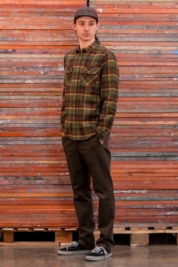 Марка Obey опубликовала лукбук осенней коллекции одежды Holiday. Изображение № 10.