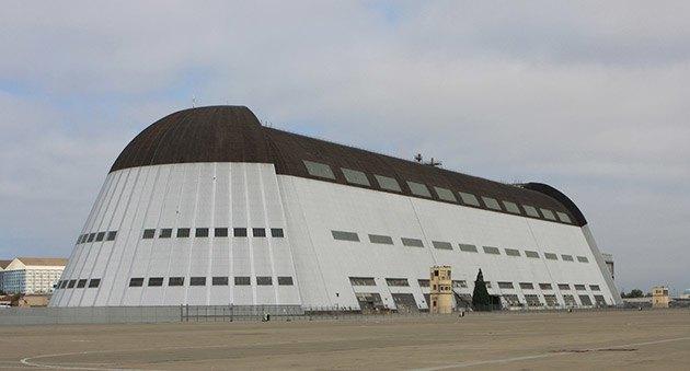 Google взял в аренду аэропорт НАСА на 60-летний срок. Изображение № 1.