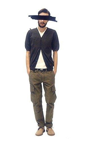Марка Wtaps опубликовала лукбук весенней коллекции одежды. Изображение № 3.