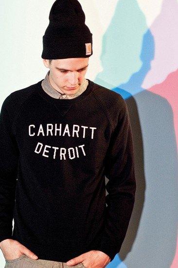 Марка Carhartt WIP выпустила лукбук весенней коллекции одежды. Изображение № 23.