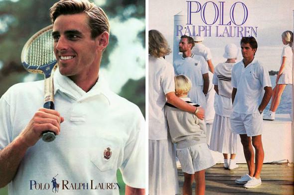 Архивные рекламные кампании Polo Ralph Lauren. Изображение №35.