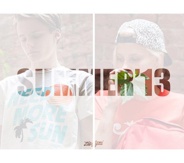 Российско-американская марка Ziq & Yoni выпустила лукбук летней коллекции одежды. Изображение № 23.