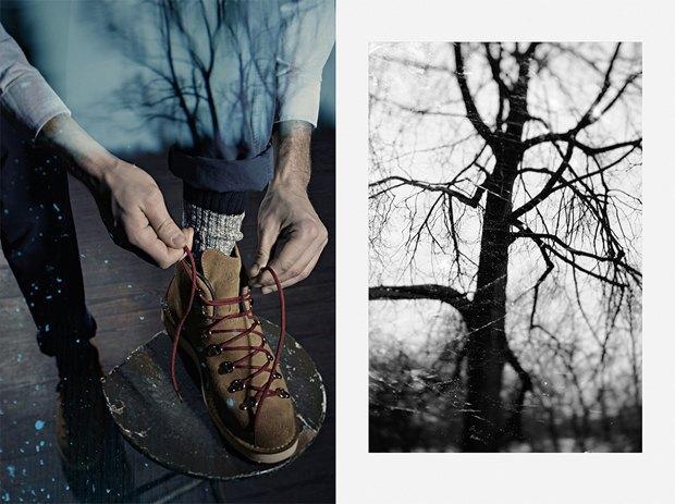 Магазин Brandshop и фотограф Андрей Давыдовский опубликовали совместный лукбук. Изображение № 8.