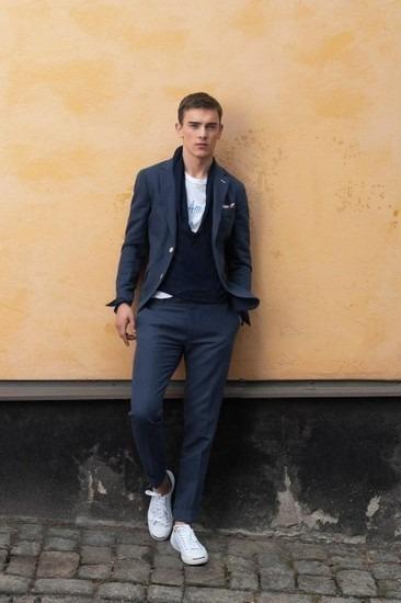 Марка Gant Rugger представила лукбук весенней коллекции одежды. Изображение № 4.