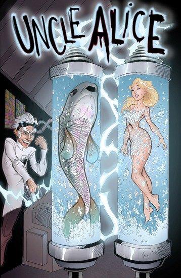 Элис Купер собирает деньги на издание хоррор-комиксов. Изображение № 2.