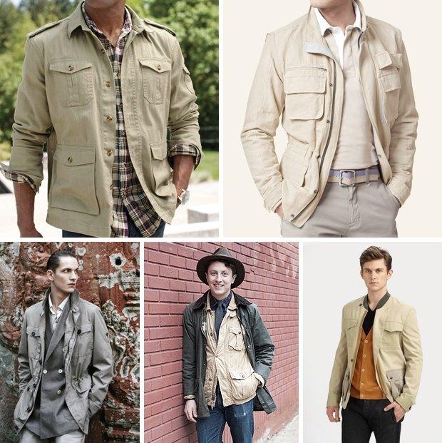 Охота, и все: Как правильно носить куртку-сафари. Изображение № 7.