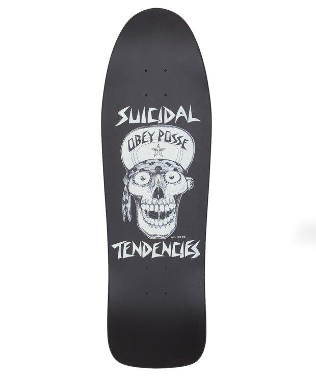 Марки Obey и группа Suicidal Tendencies выпустили совместную коллекцию одежды. Изображение № 3.