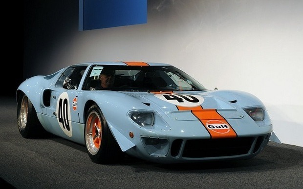 Спорткар Ford GT40 стал самым дорогим американским автомобилем. Изображение № 4.