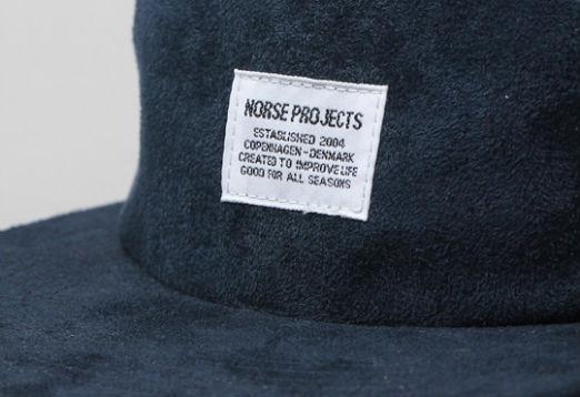 Новая коллекция кепок марки Norse Projects. Изображение № 4.