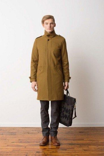 Марка Pendleton выпустила лукбук осенней коллекции одежды. Изображение № 16.