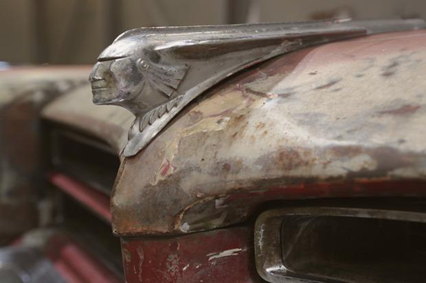 Машина времени: 8 лучших ретроавтомобилей с выставки «Олдтаймер». Изображение № 56.