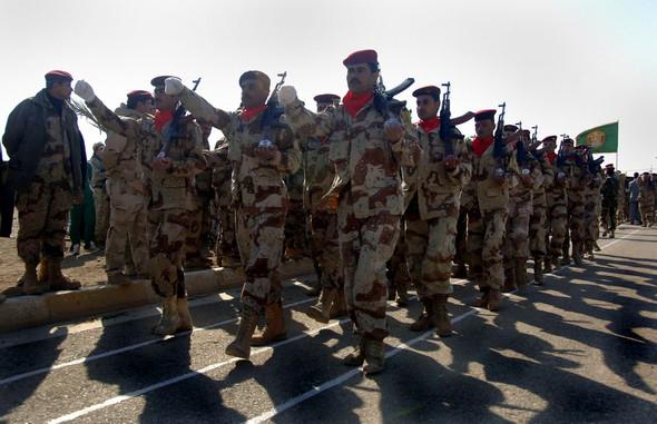 Военное положение: Одежда и аксессуары солдат в Ираке. Изображение № 66.