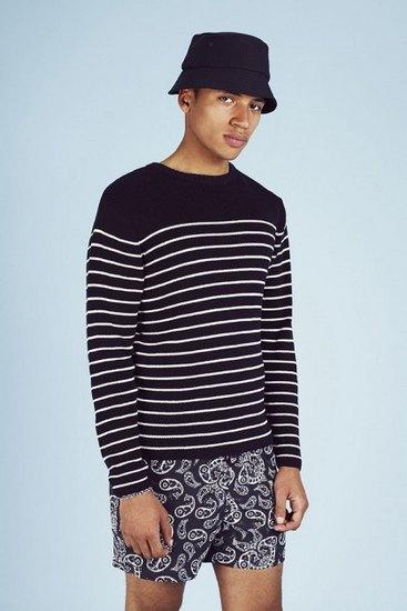 Французская марка A.P.C. выпустила лукбук весенней коллекции одежды. Изображение № 1.