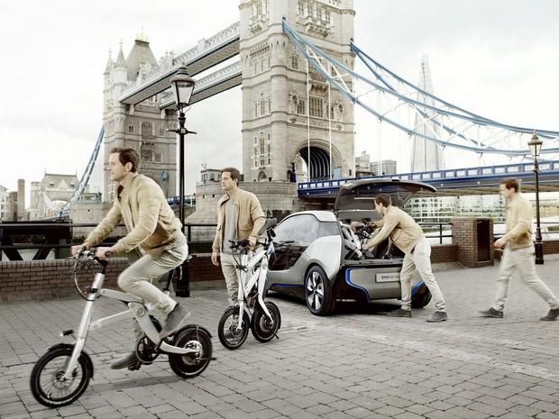 Компания BMW разработала электрический велосипед i Pedelec. Изображение № 3.