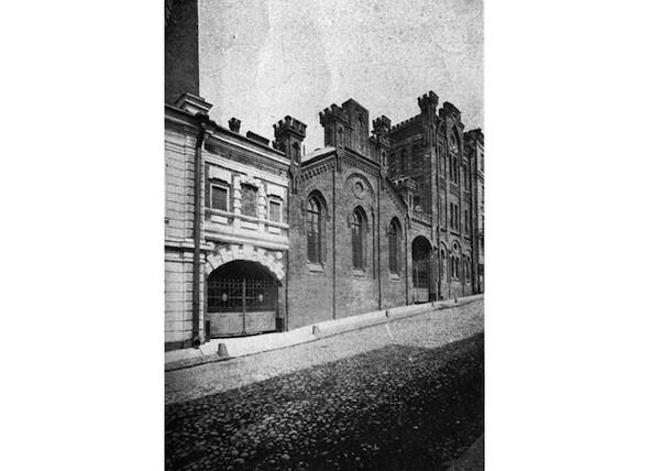 Сандуновские бани, 1895-1896 годы. Изображение № 2.