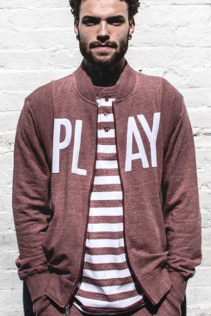 Марка Play Cloths выпустила осенний лукбук. Изображение № 1.